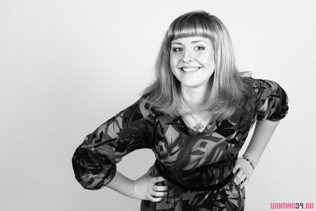 Юлия, редактор журнала Woman39