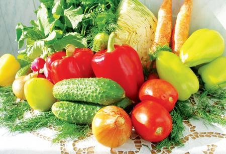 овощи и фрукты - питание при целлюлите