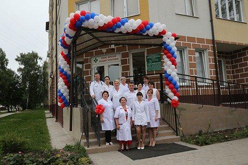 Открытие филиала городской больницы №3