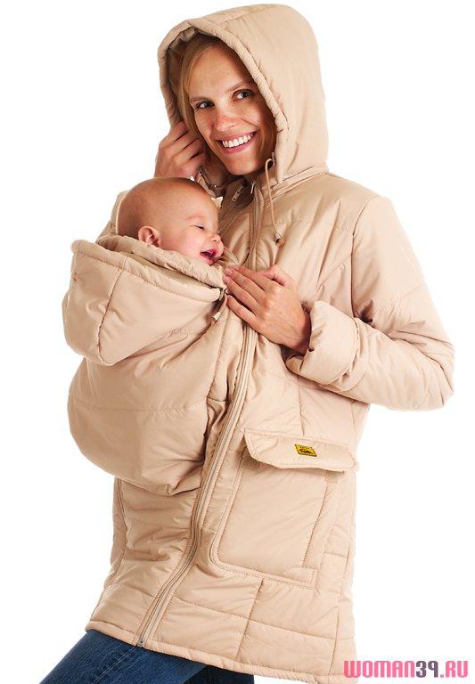 куртка-слинг