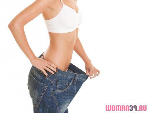 Как быстро похудеть и иметь плоский живот