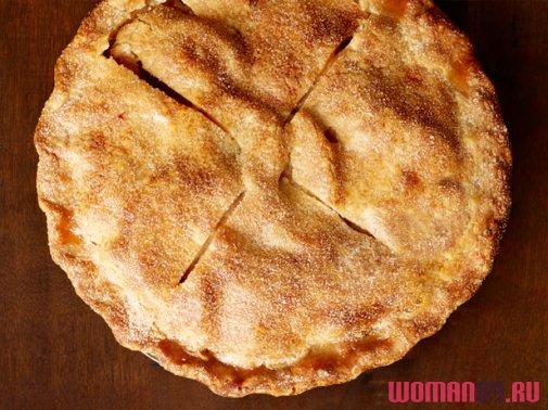 Пасхальный рецепт: пирог с начинкой из сухофруктов