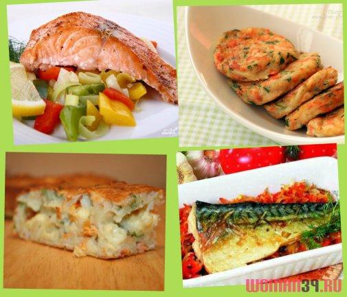 Простые рецепты блюд из рыбы от читателей нашего журнала
