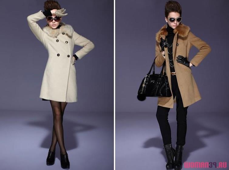 Модная Одежда Зима Осень 2015 Доставка