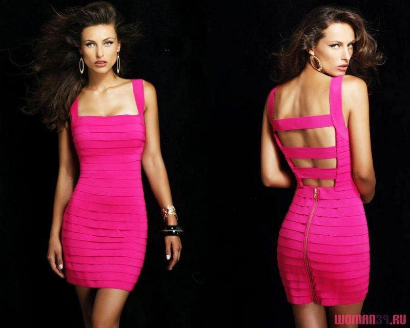 фото платья herve leger