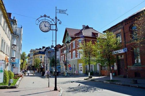 Зеленоградск вошёл в десятку лучших российских курортов